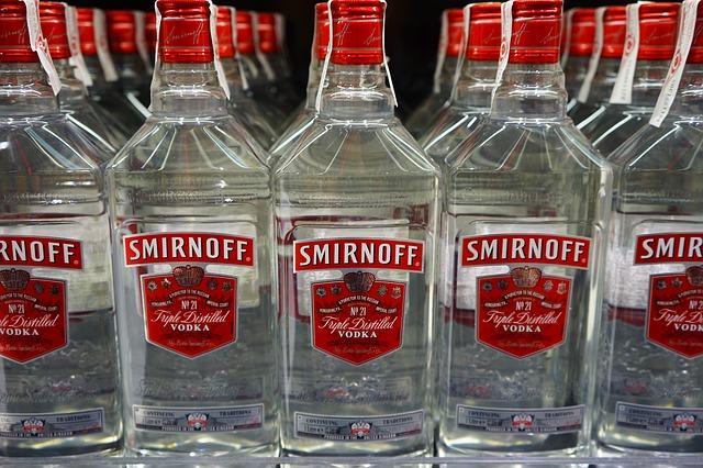Types of Vodka2