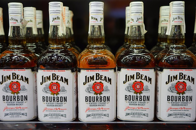 Drink A Bottle Of Jim Beam