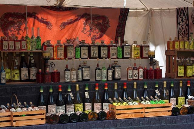 Types of Liqueur