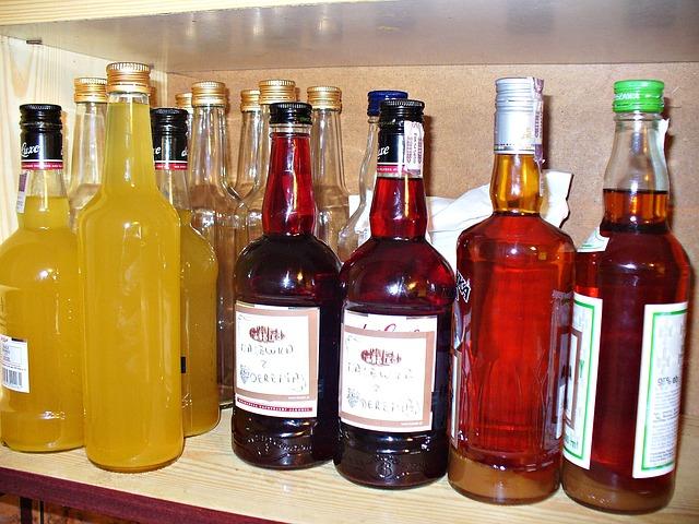 Types of Liqueur2