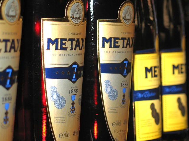 Types of Metaxa